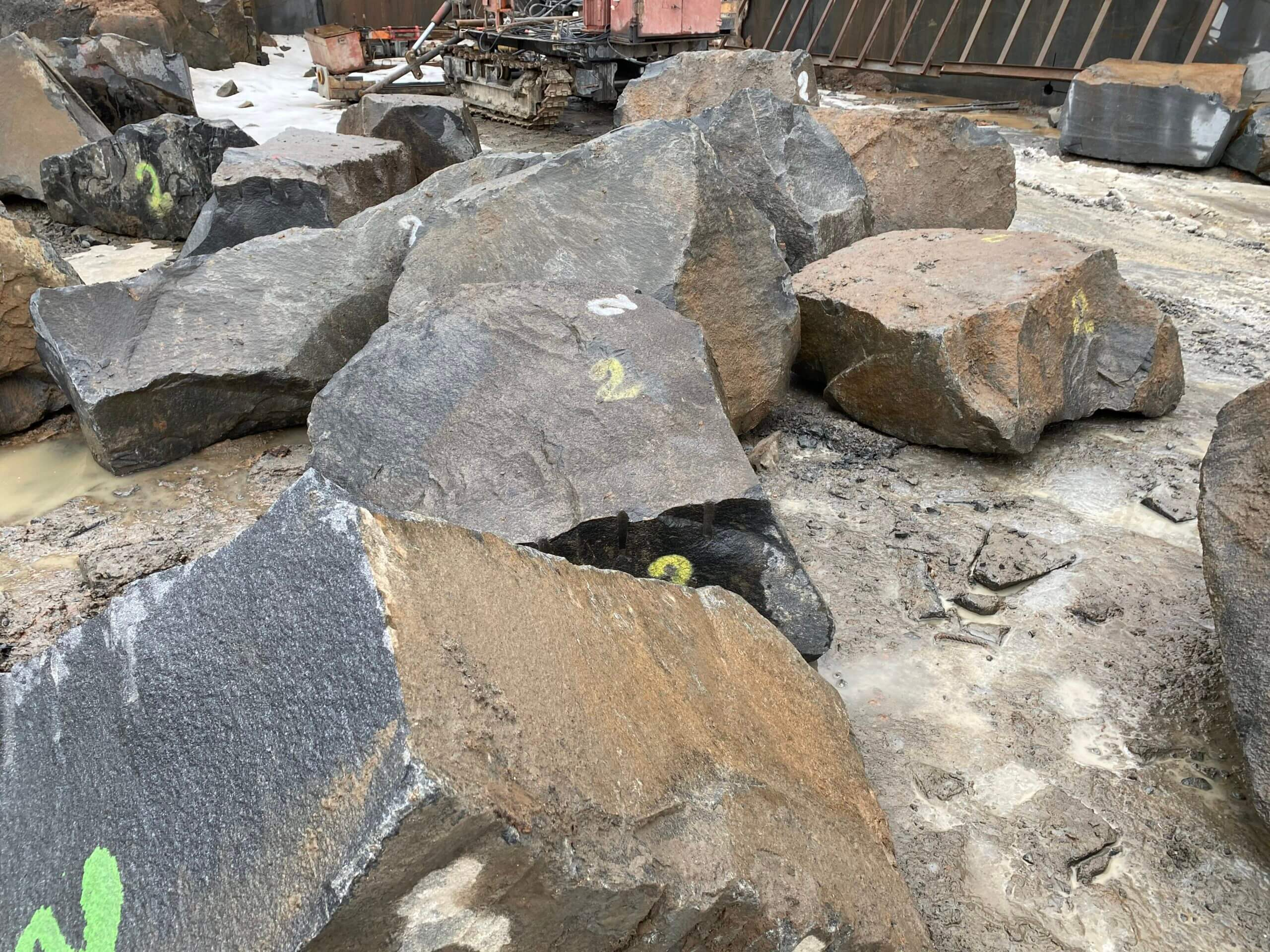 Каменные стандарты