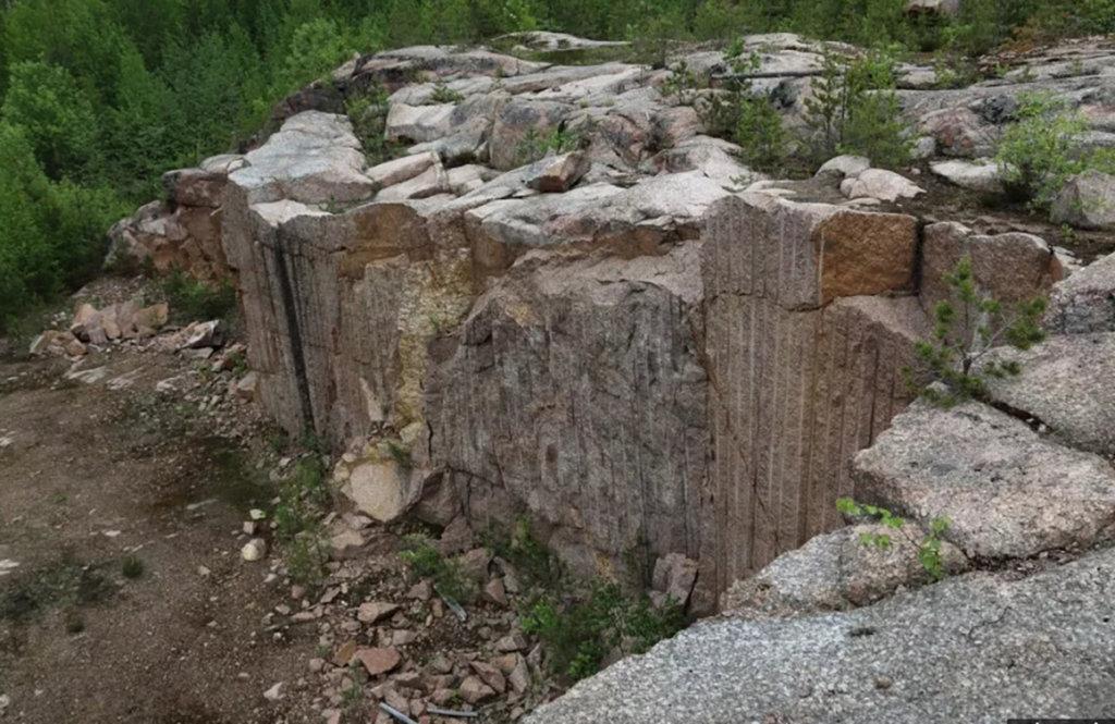 карьер Кашина гора